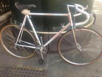 Vintage Peugeot limited edition oval tubing road racing touring city bike