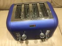 Breville 4 slice toaster. Good condition.