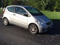 MERCEDES A150 SE MODEL FULL MAIN DEALER SERVICE HISTORY WITH 2 X KEYS DRIVES WELL ANY P/X WELCOME