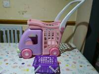 Fisher Price Shopping Trolley