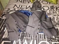 X2 waistcoat & trouser suits