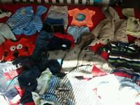 9-12th months baby boy clothes