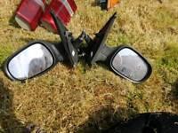 Renault Clio Mk2 Manual Mirrors
