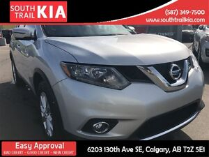 2016 Nissan Rogue -SV SUNROOF, NAVIGATION, BLUETOOTH