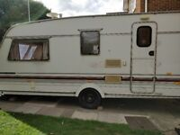 4 berth swift challenger inside clean and tidy