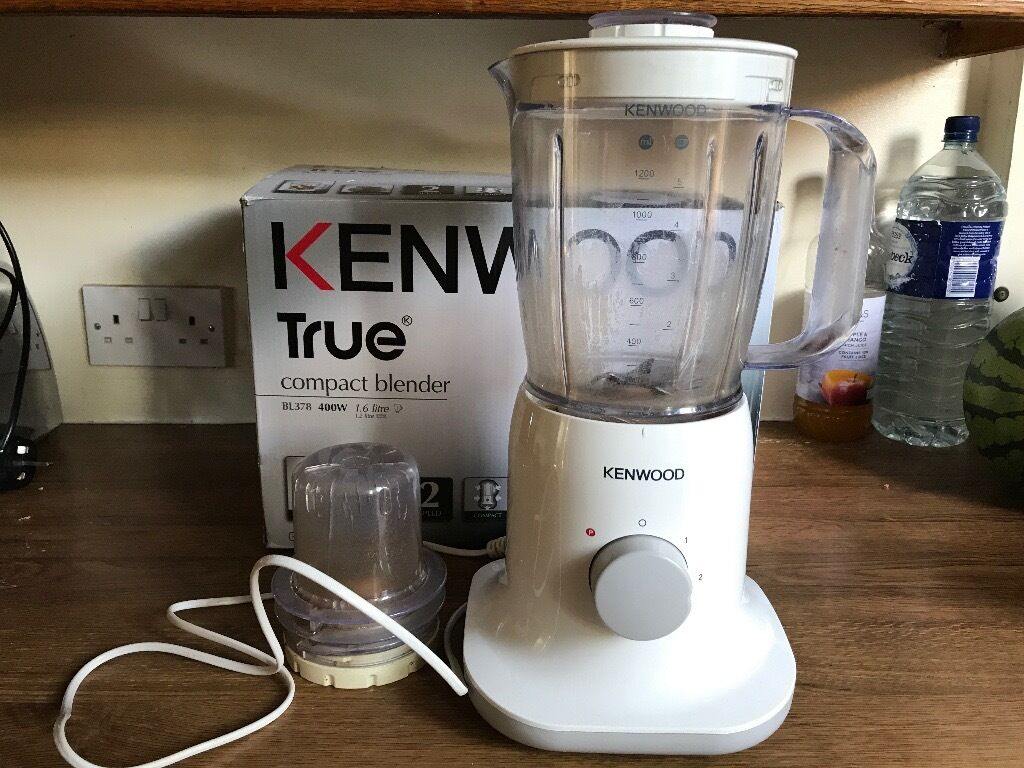 kenwood kitchen mixer grinder and blenderwith chutney jar 400w home cooking accessories - Kennwood Kitchen
