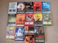 14 Robert Muchamore Novels - 11 Cherub series and 3 Henderson's Boys series