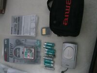 Olympus C-2 digital camera plus battery charger and batteries