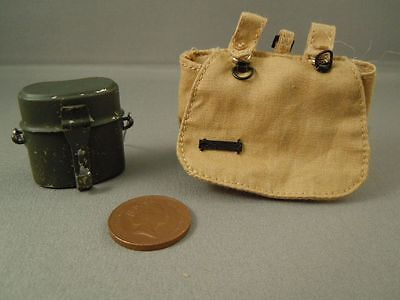 MAX MULLER MESS TIN /& BREAD BAG DiD WW I GERMAN INFANTRY