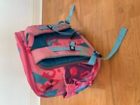 Childs Pink Back Pack - YUU Designer Label : Quality + Style School Bag, As New £ 10
