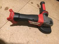 Milwaukee cordless grinder -body only