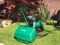 Qualcast Suffolk Punch 17s Petrol Lawnmower Lawn Mower QX Cylinder Cassette