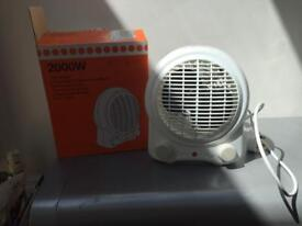 B&Q Electric Fan Heater