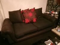 Black couch for sale bargain