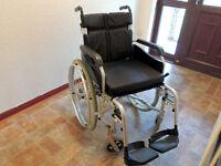 Wheelchair Excel Vanos - As New