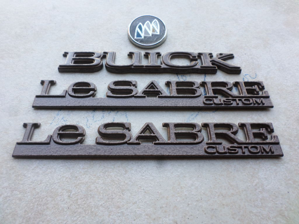 Used Buick Emblems for Sale - Page 73