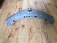 Scalextric Original Dunlop Rubber Bridge - Rare - scale 1:32 - used