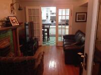 1 bedroom basement suite in City Park