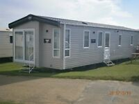 Luxury privately owned luxury caravan to hire on Haven Perran Sands Perranporth Cornwall