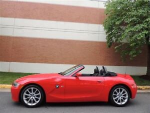2007 BMW Z4 3.0I -- CONVERTIBLE -- AUTOMATIC