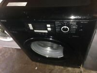Black Beko 7kg washing machine..Mint free delivery