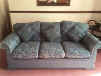 3 Seater Sofa and 2 armchairs - EX GILLIES