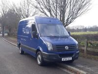 VW CRAFTER mwb blue 2014 (64 plate) no VAT!!!!!!!!!!!!