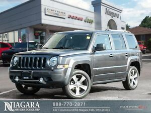 2016 Jeep Patriot NORTH EDITION | LEATHER | SUNROOF | NAVI | LOA