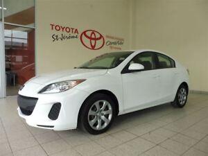 2013 Mazda MAZDA3 * * AIR * 77 000 KM * GR ÉLEC *
