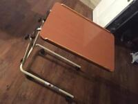 Good Condition Over the bed table