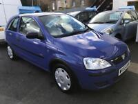 2006 56 Vauxhall Corsa 1.2 Life Twinport *Low Mileage* *Full History* Broad Street Motor Co