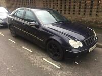 **NEED GONE MERCEDES C220CDI AUTO**