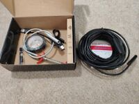 Brand new Wifi Inspection Camera, 1200P Semi-rigid Wireless Endoscope 2.0 MP HD Wifi Borescop