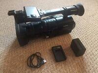 Sony HVR-Z1E Video Camera