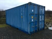 20FT STEEL CONTAINER **FIRST £1800**