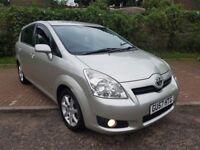 2007 Toyota Corolla Verso 2.2 D-4D SR 5dr Manual @07445775115