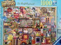 Funny 1000 pieces puzzle
