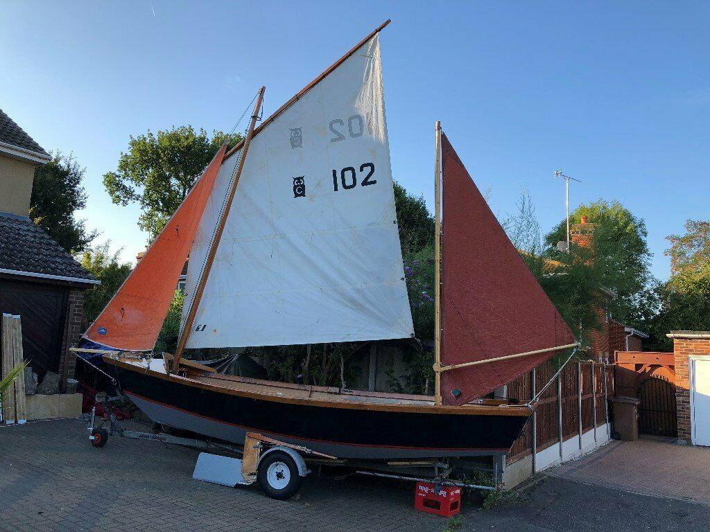 Owl Craft camping sailing dinghy boat   in Chelmsford, Essex   Gumtree
