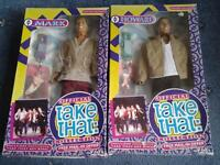 Official Take That Collection Dolls