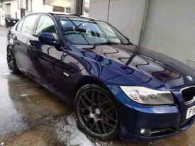 BMW 320d (Efficient Dynamics) 2010 £20tax/pa