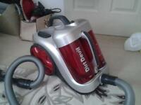 dirt devil hoover loads of attachments