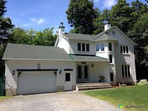 469 950$ - Maison 2 étages à vendre à L'Ange-Gardien-Outaouai