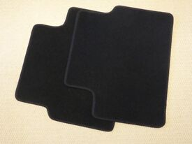 TWO BRAND NEW REAR SEAT CAR MATS
