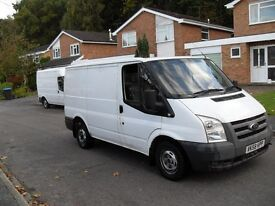 WE WANT YOUR VANS PICKUPS TIPPERS CARS ETC 2007 ON