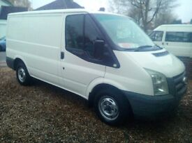 FORD TRANSIT T300 SWB 110 BHP 2007/57 EX AA 144K 12 MONTHS MOT AIRCON ELECTRIC PACK