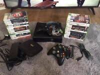 Xbox 360 games console massive bundle lot loads of games