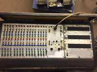 16 Channel Mixing Desk