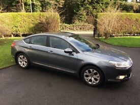 2008 Citroen C5 exclusive diesel
