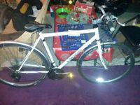 Hybrid bike S/M