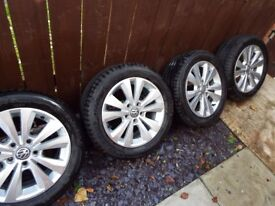 VW ALLOY AND TYRES